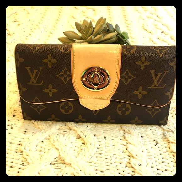 bfb763bd1efe Louis Vuitton Handbags - Louis Vuitton Monogram Boetie Wallet